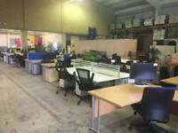 New years Office furniture clearance