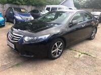 HONDA ACCORD 2.2 i-DTEC ES Auto (black) 2012