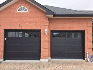New garage door sales!