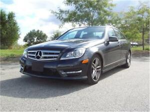 Mercedes Benz C250 4MATIC *ONE OWNER, ONLY 59,516 KMS*