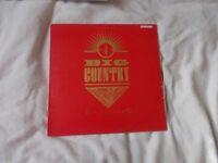 Vinyl LP The Crossing – Big Country Mercury MERS 27 812 670 1 Stereo 1983