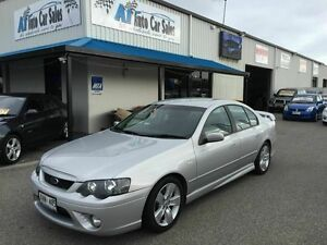 2006 Ford Falcon BF MkII XR6T Silver 6 Speed Auto Seq Sportshift Sedan Port Adelaide Port Adelaide Area Preview