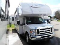 2013 32 FT FLEETWOOD JAMBOREE SEARCHER 31 M CLASS C MOTORHOME