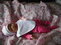 "Reborn doll ""Eleanor"""