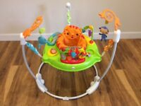 Fisher price Roarin' Rainforest Jumperoo for sale £35.