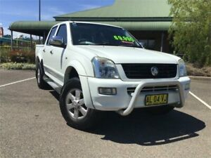 2006 Holden Rodeo RA LT Utility Crew Cab 4dr Man 5sp 4x4 3.5i Manual Utility