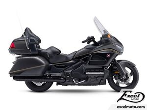 2016 Honda Goldwing no airbag GL1800AOG