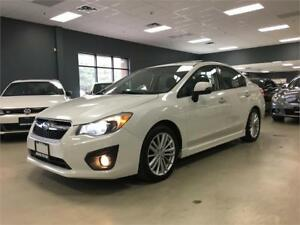 2012 Subaru Impreza 2.0i w/Limited Pkg*LEATHER*AWD*NO ACCIDENTS*
