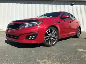 2014 Kia Optima EX at