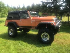 1973 AMC Commando (Jeeptster)