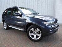 BMW X5 3.0i Sport ...Lovely Example, with a Fabulous Service History, Full Leather, DVD Screens & TV
