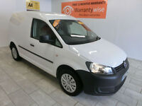 2013 Volkswagen Caddy 1.6TDI ( 75PS ) C20 ***BUY FOR ONLY £31 PER WEEK***