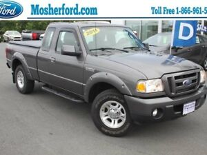 2011 Ford Ranger XL 4x2 Supercab 6' Styleside 125.7 in. WB