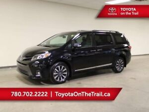 2018 Toyota Sienna LIMITED AWD *CHROME ACCENT & DOOR VISORS*