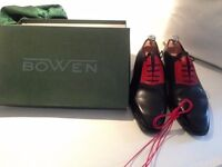 Brand new black BOWEN shoes