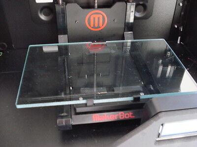 Light Weight Makerbot Replicator 2 Glass Build Plate Upgrade 3d Printer
