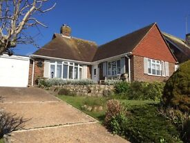 Stunning 2 bed detached bungalow in East Dean