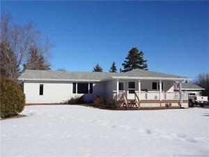 PRIVATE ACREAGE MINUTES FROM RED DEER!