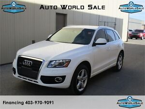 2011 AUDI Q5 -PREMIUM PLUS -2.0-QUATTRO |AWD-NO accidents