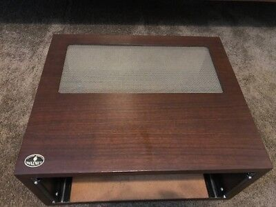 McIntosh Vintage L54 Wood Cabinet In Great Condition, Walnut, With Panlocs