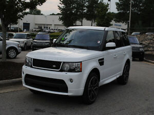 2013 Land Rover Range Rover Sport GT Limited Edition SUV