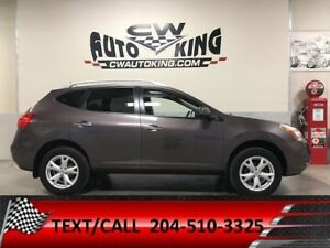 2010 Nissan Rogue SL / Low-LOW Kms / All Wheel / Roof / Remote