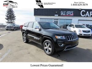 2016 Jeep Grand Cherokee LIMITED | SUNROOF | LEATHER | REMOTE ST