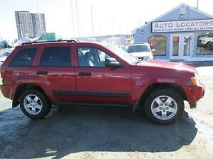 2006 Jeep Grand Cherokee Laredo 4X4 LOW KMS