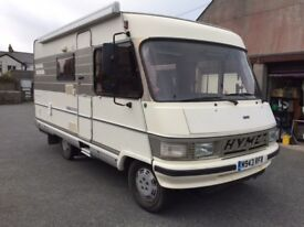 Hymer B564 Fiat Ducato 2.5L 4 Berth - 12 months MOT and well looked after.