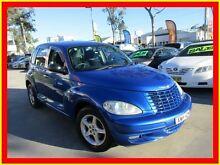 2004 Chrysler PT Cruiser PG MY2005 Classic Blue 5 Speed Manual Wagon North Parramatta Parramatta Area Preview