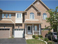Beautiful fully furnished Burlington townhouse for August 5th.
