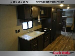 Only $92 b/w! LAST ONE!   26 CKSE Open Floor Plan w/Double Bunks Edmonton Edmonton Area image 7