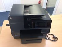 HP 8620 Officejet Pro with Additional Paper Tray