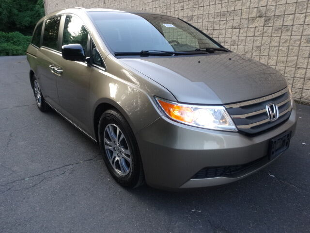 Honda : Odyssey 8 SEATS EX-L ALL POWER LEATHER SUNROOF HEATED SEATS 6CD BACKUP CAMERA ONE OWNER