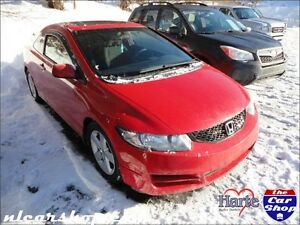 2010 Honda Civic Coupe, 5spd, sunroof, INSPECTED - nlcarshop.com