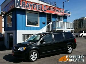 2011 Dodge Grand Caravan SXT **DVD/Reverse Cam/Bluetooth/Alloys*