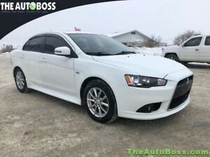 2015 Mitsubishi Lancer SE Limited CERTIFIED! BLUETOOTH! WARRANTY
