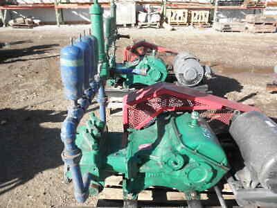 Myers D65-16vd Triplex Pump 65gpm 1600psi 1570rpm 58015 And58017