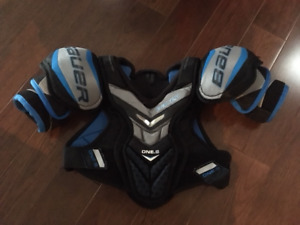 Bauer Supreme Hockey Chest Protectors (Youth L/G & Junior Med)