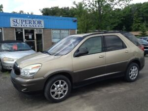 2005 Buick Rendezvous CX Fully Certified! Carproof Verified!