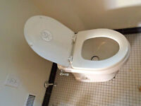 Envirolet Composting Toilet system, BRAND NEW!
