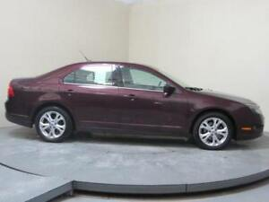 2012 Ford Fusion SE SPORT PKG-ONE OWNER CAR---ONLY 99,000KM