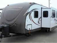 NEW 2015 RADIANCE 28 QBSS TRAVEL TRAILER