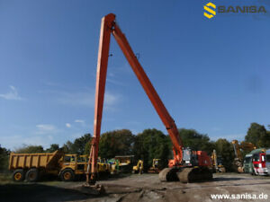 Hitachi ZX600/ZX520LCH-3/FHK600 Hydr./Long Front 27m