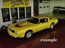 1976 Pontiac TRANS AM 6.6L RHD not holden Mustang Chev Ford Melton Melton Area Preview