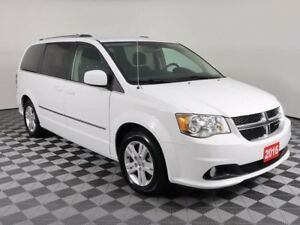 2016 Dodge Grand Caravan STOW AND GO/REAR CLIMATE CONTROL