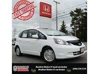 2010 Honda Fit LX, Remote Start, Spoiler, One Owner !!