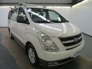 2013 Hyundai iMAX TQ MY13 TQ-W MY13 White 4 Speed Automatic Wagon Albion Brimbank Area Preview