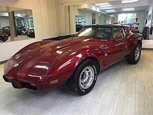 1978 Chevrolet Corvette STINGRAY **SHOWROOM CLASSIC**