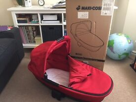 Maxi-Cosi Foldable Carrycot (Robin Red)